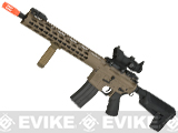 Krytac Full Metal Trident SPR Airsoft AEG Rifle - Cerakote Dark Earth
