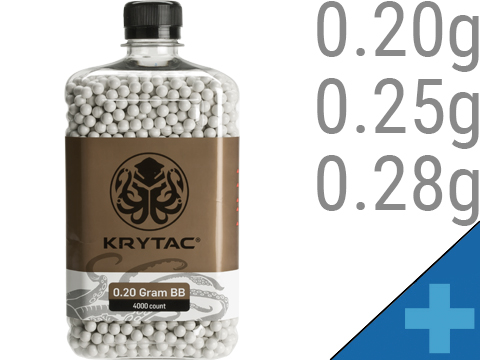 Krytac Polished 6mm Airsoft BBs