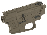 KRYTAC Trident MKII Complete Receiver Set (Color: Flat Dark Earth)