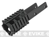 Modelwork 160mm Rail System for Kriss Vector Airsoft SMG