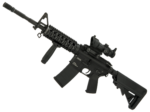 Evike Custom KWA VM4-A1 V2.5 / M4 RIS Carbine  Airsoft AEG Rifle
