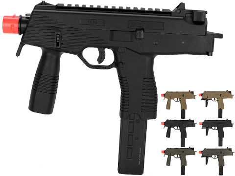 KWA KMP9 Gas Blowback Airsoft Submachine Gun