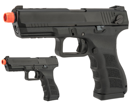 KWA ATP Full Size Airsoft GBB Gas Blowback Pistol (Model: Semi Auto)