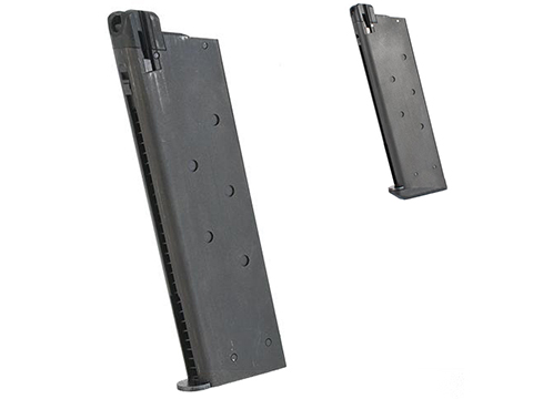 KWA 21rd Full Metal Magazine for KWA 1911 Series NS2 System Gas Blowback Pistol