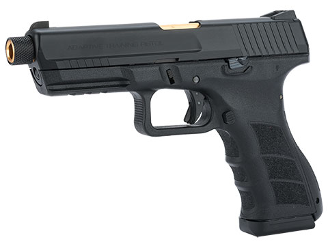 Evike.com KWA ATP Standard Custom Gas Blowback Airsoft Pistol with Angel Custom Upgrade Package