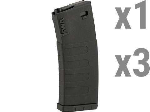 KWA K120C Variable Capacity 30 / 120 Round Magazines for KWA ERG / AEG2.5 / AEG3 Rifles