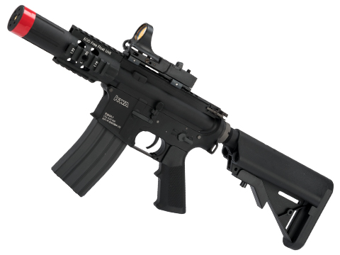 Evike Custom KWA RM4-A1 / M4 Fighting Cat Airsoft AEG
