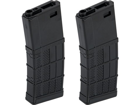 EMG / SOCOM Gear 340rd Lancer Systems Licensed L5 AWM Hi-Cap Airsoft Magazine