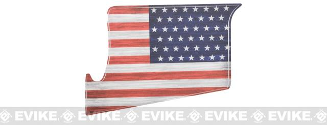 US NightVision Rapid Wraps™ Magwell Slaps - US Flag (Color: Full Color)