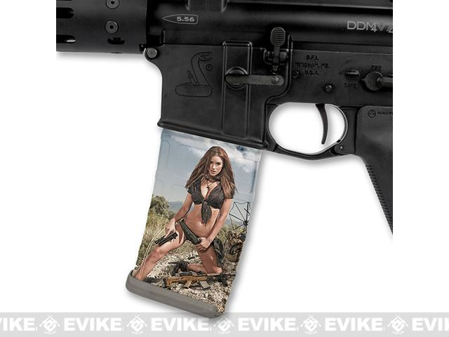 US NightVision Mag Wraps™ Hot Shots 2015 - Rosie