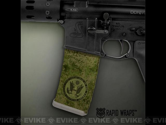 z US NightVision Mag Wraps™ Rapid Wraps - USA Seal