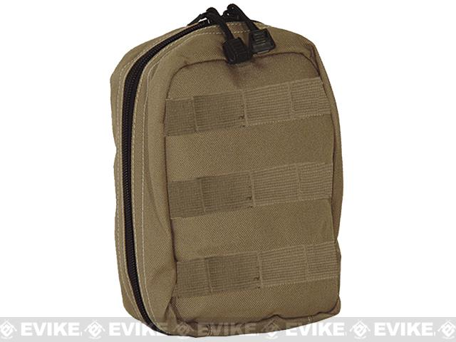 Voodoo Tactical Trauma Kit / First Aid Pouch (Color: Coyote)