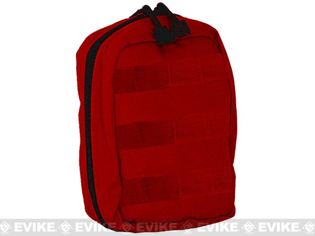Voodoo Tactical Trauma Kit / First Aid Pouch - Red