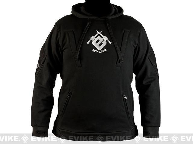 CAST Gear Evike.com Exclusive Tactical Pullover Hoodie  (Size: Medium / Black)