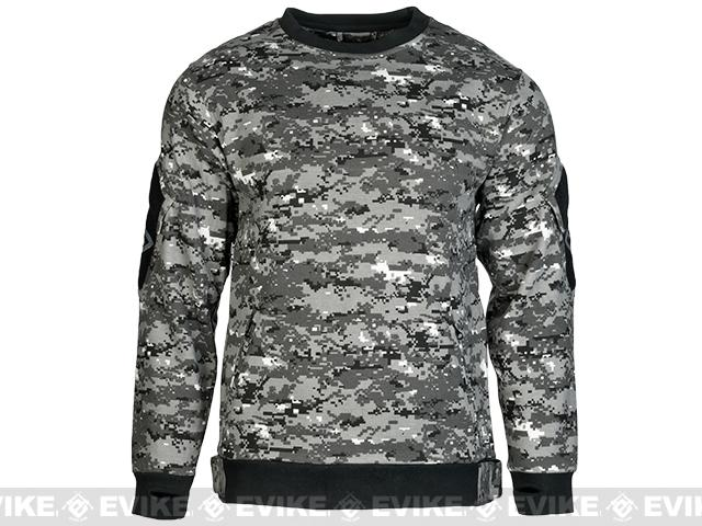 CAST Gear Tactical Pullover - Urban Digital (Size: X-Large)