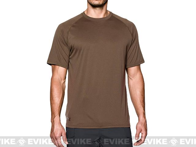 513748a3bdcb z Under Armour Mens UA Tactical Tech™ Short Sleeve T-Shirt - Army Brown.  Hover or touch above to zoom. Youtube preview Product image 1 Product image  2 ...