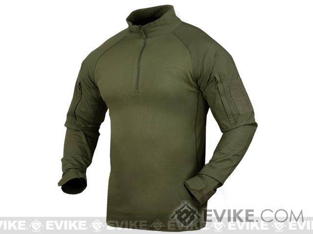 Condor Tactical Combat Shirt (Color: OD Green / Size: Large)