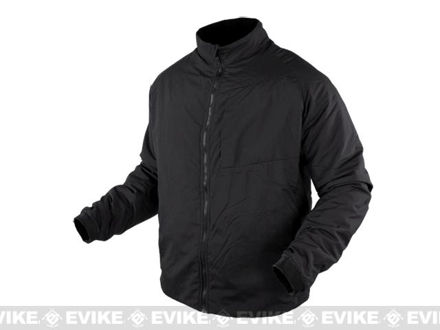 Condor Nimbus Light Loft Jacket - Black (Size: Large)