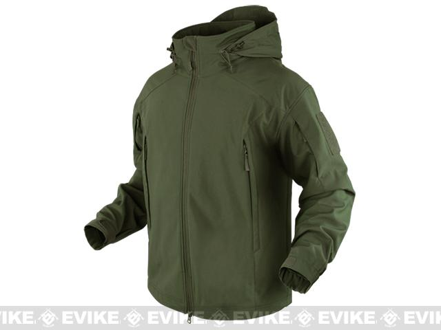 Condor Element Soft Shell Jacket - Olive Drab (Size: Large)
