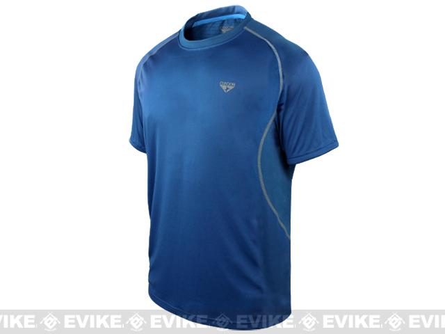 Condor Blitz Performance Workout Top - Cobalt (Size: Large)