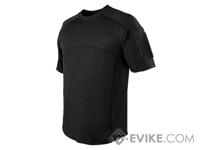 Condor Trident Battle Top - Black (Size: Small)
