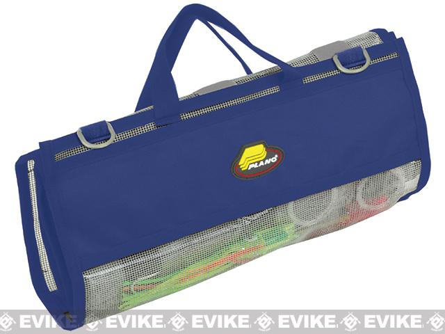 Plano Saltwater Lure / Jig Wrap Storage Bag / Organizer - Blue (Medium)