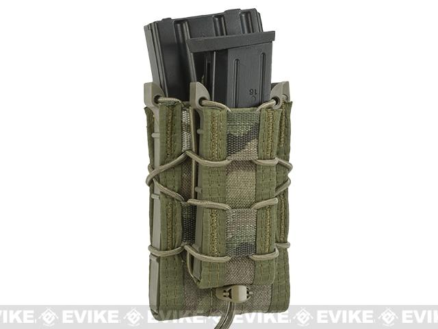 HSGI Double Decker TACO® Modular Single Rifle and Pistol Magazine Pouch - Multicam