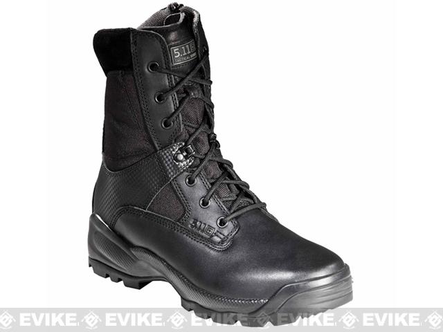5.11 Tactical A.T.A.C 8 Black Boots (Size: 9)