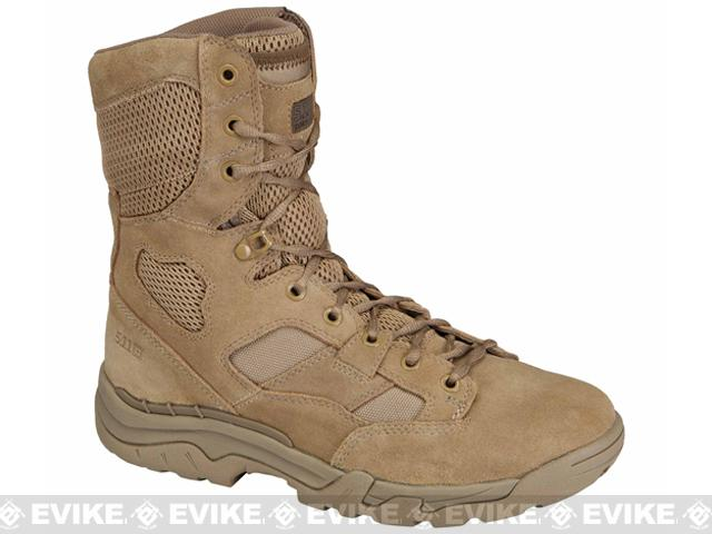 5.11 Tactical Taclite Coyote 8 Boots (Size: 9)