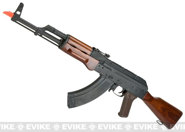 E&L Spartan Special Edition AKM AK47 Full Metal Real Steel Grade Airsoft AEG with Real Wood Furniture
