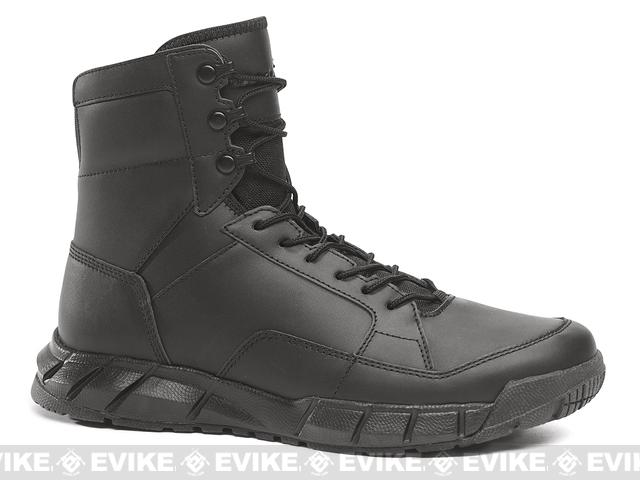 Oakley SI Light Leather Assault Boot 6 - Black (Size: 10.5)