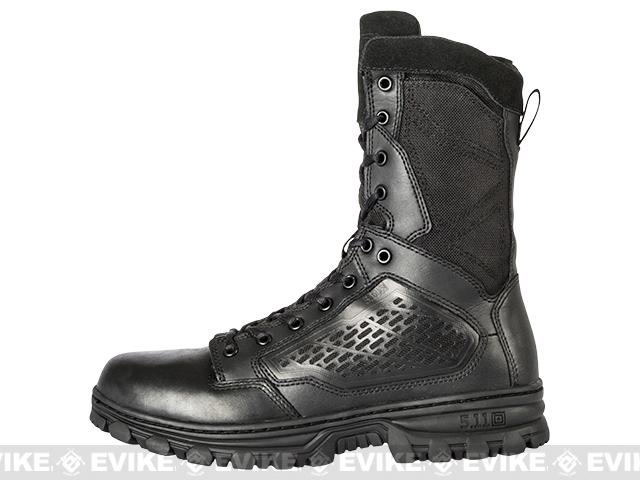 5.11 Tactical EVO 8 Waterproof Boot with Sidezip (Size: 9)