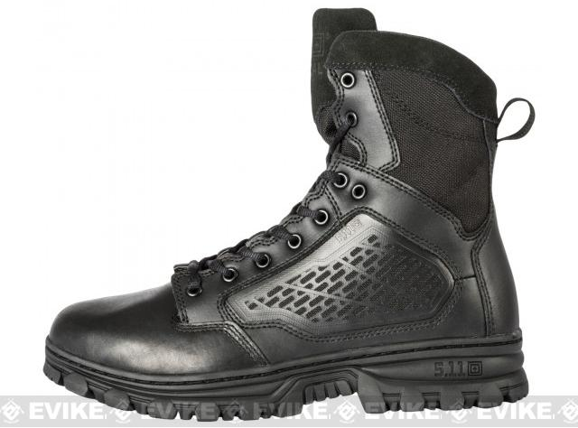 5.11 Tactical EVO 6 Waterproof Boot with Sidezip (Size: 9)