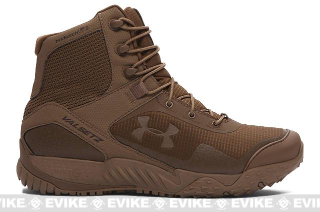 fcd45821002 Under Armour Men s UA Valsetz RTS Tactical Boots - Coyote (Size  12). Hover  or touch above to zoom. Youtube preview Product image 1 ...