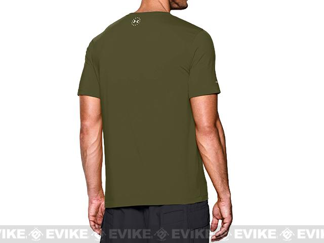5d1ae661 ... Men's UA WWP Barbed Wire T-Shirt - Major (Large). Hover or touch above  to zoom. Product image 1 Product image 2 Product image 3 Product image 4 ...