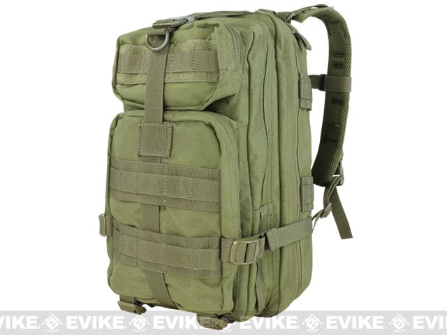 Condor Compact Assault Pack w/ Hydration Compartment (Color: OD Green)