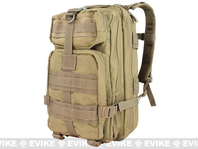 Condor Compact Assault Pack w/ Hydration Compartment (Color: Tan)