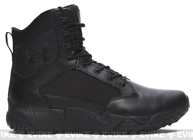 Under Armour Mens UA Stellar Tactical Boot - Black (Size: 9)