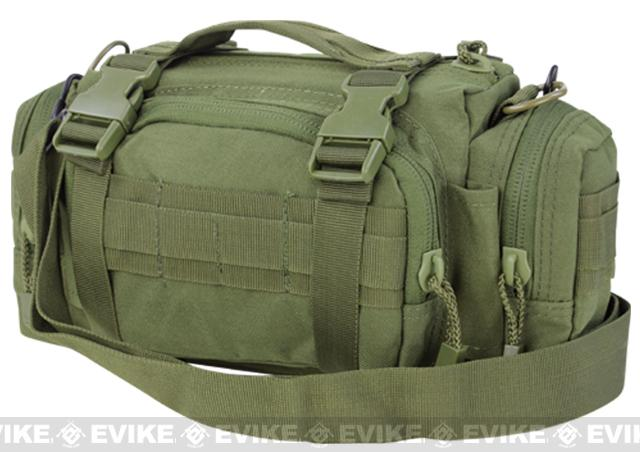 Condor Tactical MOLLE Modular Accessory MOLLE Pouch / Deployment Bag - OD Green