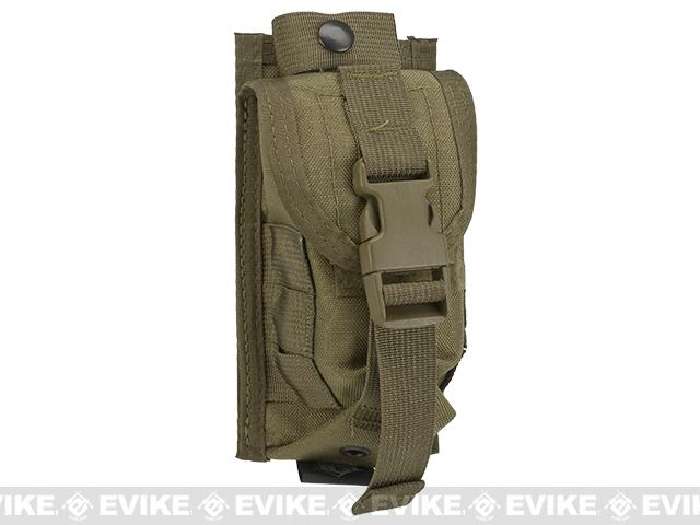 HSGI Bleeder/Blowout Modular MOLLE Pouch (Color: Coyote Brown)