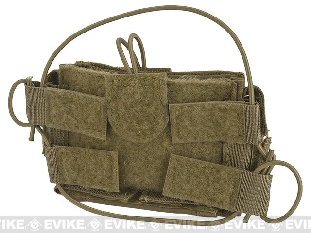 HSG NVG Counterbalance Pouch for NVGs by RE Factor  - Coyote