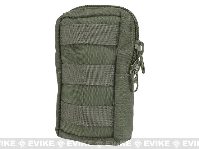 HSGI Mini Radio Utility Pouch - OD Green