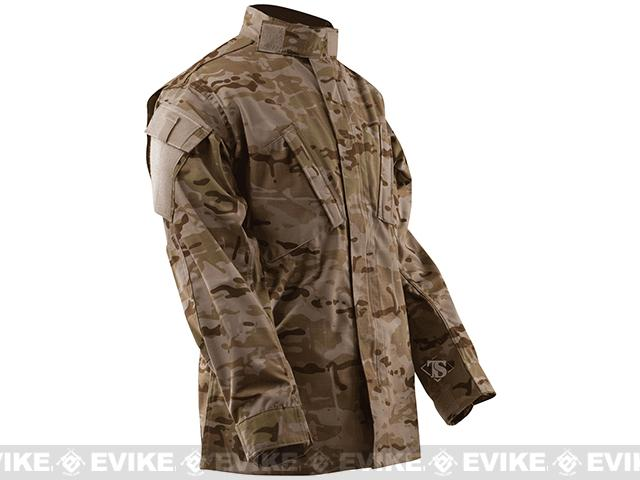 Tru-Spec Tactical Response Uniform Shirt - Multicam Arid (Size: X-Large-Regular)