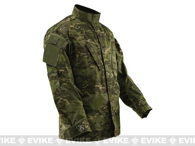 Tru-Spec  Tactical Response Uniform Jacket - Multicam Tropic (Size: Small-Regular)