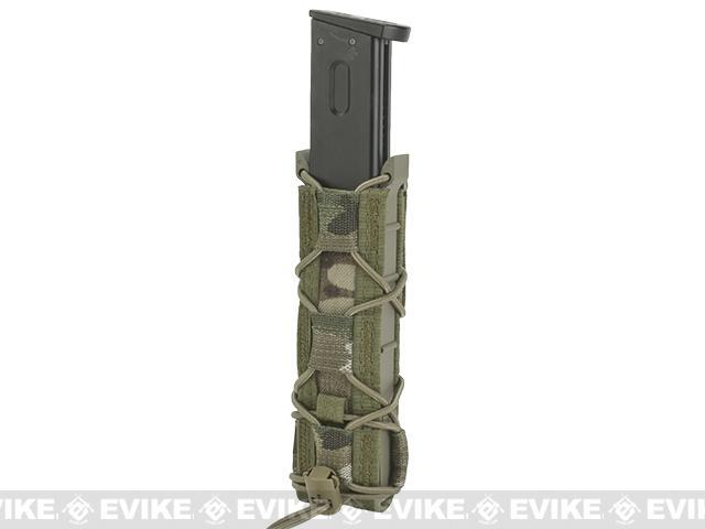 HSGI Extended Pistol TACO® Modular High Capacity Pistol Magazine Pouch Belt Mounted - Multicam