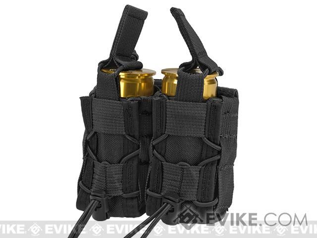 High Speed Gear HSGI TACO Double 40mm Grenade Belt Mounted Pouch (Color: Black)