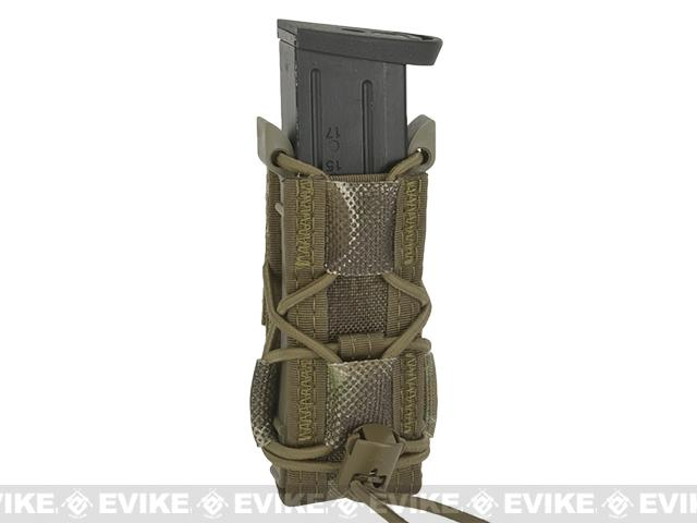 HSGI Pistol TACO® Modular Single Pistol Magazine Belt Mounted Pouch - Kryptek Highlander