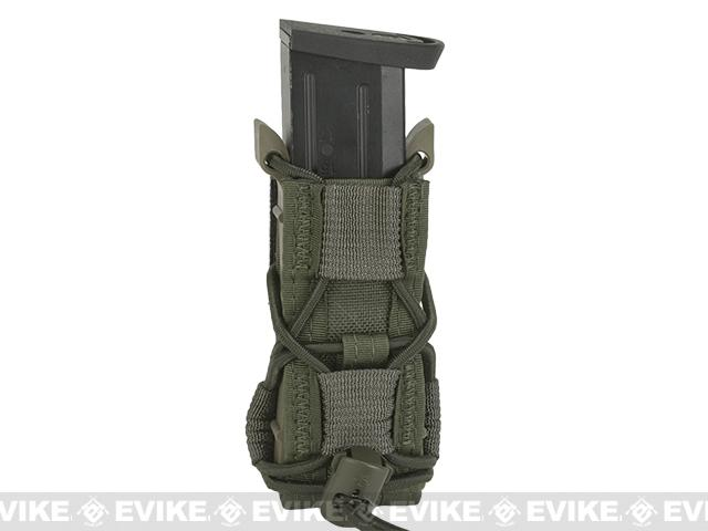 HSGI Pistol TACO® Modular Single Pistol Magazine Belt Mounted Pouch - OD Green