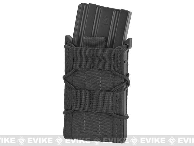 HSGI TACO® Belt Mounted Single Rifle Magazine Pouch (Color: Black)