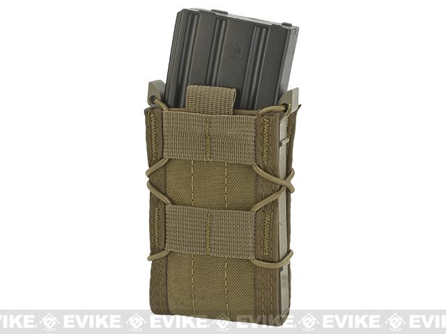 HSGI TACO® Modular Single Rifle Magazine Pouch Belt Mounted - Coyote Brown